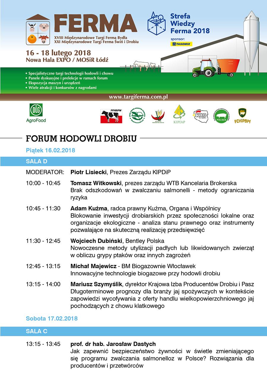 Ferma - Forum produkcji drobiu