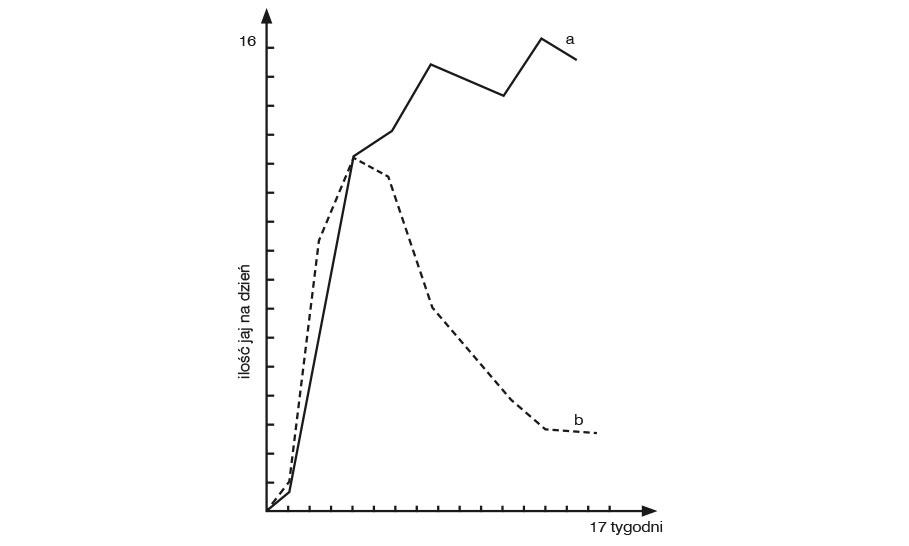 Wpływ niedoboru D3 nanieśność kur