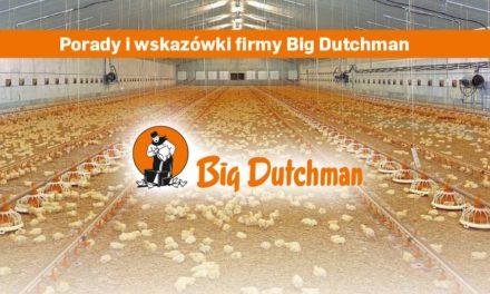 Porady iwskazówki firmy Big Dutchman. Klimat kurnika ijego wpływ nadobrostan ptaków.